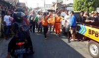 Kuras Sumur, Kusno Tewas karena Keracunan Asap Pompa
