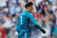 Courtois Siap Bantu Madrid Rebut Gelar Keempat Beruntun di Liga Champions