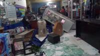 Sejumlah Anggota TNI AU <i>Ngamuk</i> hingga Rusak Toko Cuma Gara-Gara <i>PlayStation</i>
