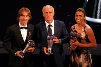 Daftar Lengkap Peraih The Best FIFA Football Awards 2018