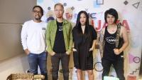 Formasi Baru Cokelat Band Meriahkan Ulang Tahun MNC Trijaya FM