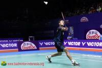 Tanpa Kesulitan, Ginting Melaju ke Babak Kedua Korea Open 2018