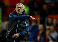 Mourinho Keluhkan Sikap Anak Asuhnya di Laga Kontra Derby County