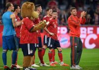 Hasil Pertandingan Bayern vs Monchengladbach di Liga Jerman 2018-2019