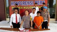 2 Tahun Buruh Bangunan Edarkan Obat Terlarang ke Pelajar di Yogyakarta