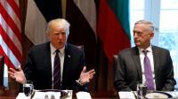 Trump: Mattis 'Mungkin' Mundur sebagai Menteri Pertahanan AS