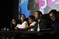 Para Aktor Utama Ungkap Kesulitan Berperan dalam Film 3 DARA 2