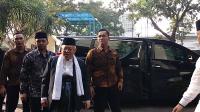 Ma'ruf Amin: Tidak Boleh Kampanye Negatif, Menang Tapi Terhormat!