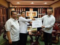 Petugas dan Jamaah Haji 2018 Donasikan Rp3,1 M untuk Korban Gempa Lombok