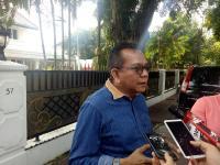 Sambangi Rumah Ketua DPRD DKI, M Taufik: Saya Cawagub Jadi Silaturahmi