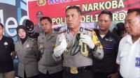 Sembunyikan Sabu dalam Tapak Sandal, Dua Perempuan Aceh Ditangkap