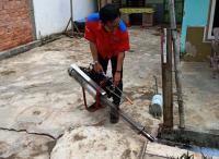 3 Warga Terkena DBD, Rescue Perindo Langsung Fogging 100 Rumah di Palembang