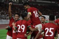 Susunan Pemain Timnas Indonesia vs Hong Kong