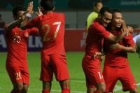 Hasil Pertandingan Timnas Indonesia vs Hong Kong