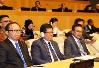 Penmil PTRI Hadiri Pertemuan Dewan Keamanan PBB di New York