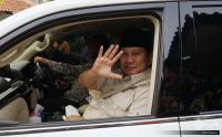 Prabowo Subianto Rayakan Ulang Tahun ke-67 Bareng Anak Yatim