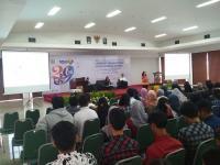 MNC Group Gelar Seminar Literasi Zaman Now di Kampus STIE Kesatuan Bogor