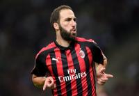 Higuain Ngaku Ditendang Juventus ke AC Milan
