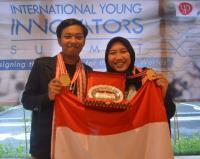 Mahasiswa UB Raih Medali Emas pada Ajang Kompetensi Internasional