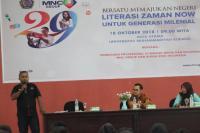 MNC Grup Bekali Literasi Media dan Jasa Keuangan Ratusan Mahasiswa Muhammadiyah Kupang