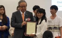 Cas Cis Cus Bahasa Jepang, Seli Inayanti Bawa Nama Harum Indonesia di Tokyo