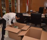 Jokowi Kenang 4 Tahun Lalu, saat Pindah dari Balai Kota DKI ke Istana