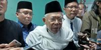 Ma'ruf Amin Klaim 4 Tahun Kinerja Jokowi Perhatian Terhadap Kasus HAM