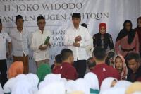 Pesan Jokowi ke Santri Tentang Kejamnya Dunia Politik
