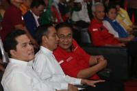 Jokowi Pasang Target 82% Suara di Jateng