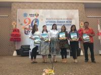 MNC Group Gelar Seminar Literasi Zaman <i>Now</i> di Undiknas Denpasar