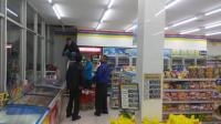 Jebol Atap Minimarket, Remaja Gondol Uang Sekantong Plastik di Depok