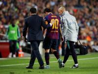 Messi Jadi Tumbal Kemenangan Barca atas Sevilla