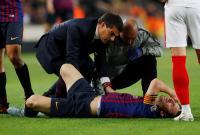 Messi Cedera, Pique Pastikan Barcelona Bakal Tetap Tangguh
