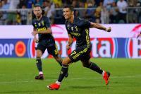 Bakal Bertandang ke Old Trafford, Allegri: Ronaldo Kalem