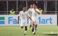 Kata Rivaldo Ferre Usai Jadi Bintang di Laga Timnas Indonesia U-19 vs Qatar