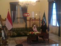 Menlu Indonesia dan Arab Saudi Bertemu di Jakarta, Bahas Perdamaian Palestina