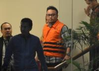Keponakan Setnov Akui Serahkan USD100 Ribu ke Aziz Syamsuddin