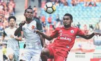 Hasil Pertandingan Persija vs PS Tira di Liga 1 2018
