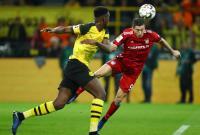 Sundulan Lewandowski Buat Dortmund Tertinggal 0-1 dari Bayern Munich