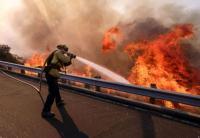 Kebakaran Hutan di California Korban Bertambah Jadi 44 Orang, Ratusan Hilang