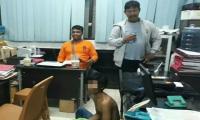 Diduga Hina Polisi di Facebook, Karyawan Hotel Ditangkap