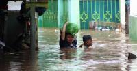 Tiga Daerah di Jambi Siaga Satu Bencana Banjir dan Longsor