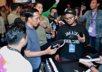 Relawan Jokowi-KH Ma'ruf Imbau Generasi Milenial Jangan Mudah Terprovokasi Isu Tak Jelas