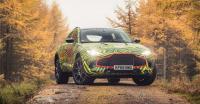Prototipe Aston Martin DBX SUV Terungkap, Ini Wujudnya