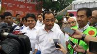 "Soal Keamanan Rel Perlintasan Kereta Api ""Surabaya Membara"", Menhub: KAI Harus Tegas!"