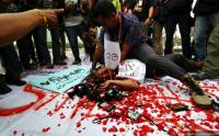 AJI Kecam Penganiayaan Wartawan saat Meliput Aksi Massa di KPU