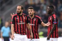 Kartu Merah Kontra Juventus, Higuain Dilarang Tampil Dua Pertandingan
