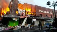 Nihil Sabotase, Penyidikan Kasus Kebakaran Pasar Legi Dihentikan