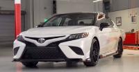 Toyota Camry TRD Bakal Diumumkan di Los Angeles Auto Show 2018
