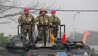 TNI AL Tantang Pembuatan Kendaraan Tempur Bertenaga Listrik
